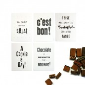 Typo Postkarten Set (5er)