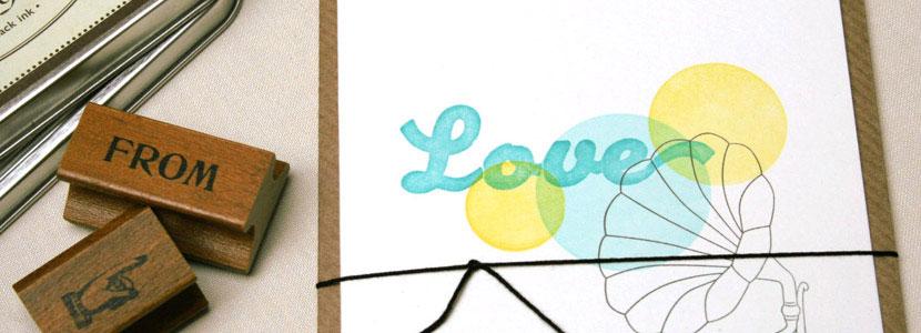Love Karte